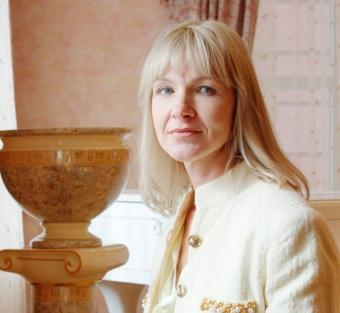 Казаринова Ирина, архитектор