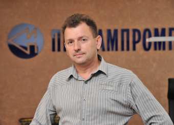 Олег Вертеев, архитектор, Прикампромпроект