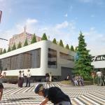 Архитектурное бюро MADE GROUP. Жилой дом «Futura» на улице Холмогорова в Ижевске. Визуализация
