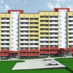 Проект многоквартирных домов в Воткинске