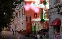 Дизайн фасада  ТД по ул. Горького. Ижевск.