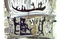 Арктида. Литография.