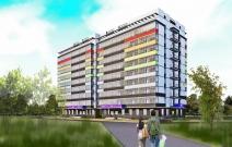 9-этажный жилой дом в городе Чайковском