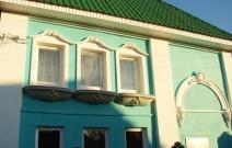 Декор дома в стиле барокко. Ижевск.