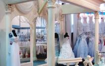 Ротонда в классическом стиле. Свадебный салон « Белая легенда», гИжевск.