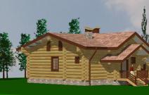 Проект гостевого домика