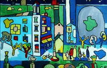 Люди, город, джаз