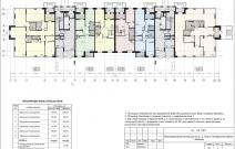 Архитектурное бюро MADE GROUP. Жилой комплекс «ECO Life» на ул. С. Лазо в Ижевске. Поэтажные планы