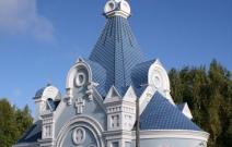 Архитектурное бюро MADE GROUP. Храм во имя Новомучеников и Исповедников Российских в Ижевске. Фото