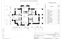 Архитектурное бюро MADE GROUP. Жилой дом в городе Воткинске. План 2-го этажа