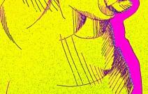 Жёлтый мопс